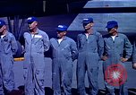 Image of space capsule Hickham Field Honolulu Hawaii USA, 1960, second 60 stock footage video 65675032439
