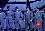 Image of space capsule Hickham Field Honolulu Hawaii USA, 1960, second 62 stock footage video 65675032439