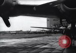 Image of C-54 Frankfurt Germany Rhein-Main Air Base, 1949, second 27 stock footage video 65675032472
