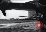Image of C-54 Frankfurt Germany Rhein-Main Air Base, 1949, second 28 stock footage video 65675032472