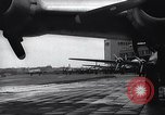 Image of C-54 Frankfurt Germany Rhein-Main Air Base, 1949, second 29 stock footage video 65675032472