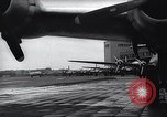Image of C-54 Frankfurt Germany Rhein-Main Air Base, 1949, second 30 stock footage video 65675032472