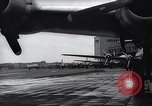 Image of C-54 Frankfurt Germany Rhein-Main Air Base, 1949, second 31 stock footage video 65675032472