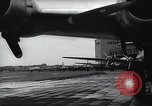 Image of C-54 Frankfurt Germany Rhein-Main Air Base, 1949, second 32 stock footage video 65675032472
