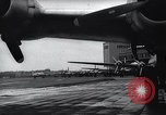 Image of C-54 Frankfurt Germany Rhein-Main Air Base, 1949, second 33 stock footage video 65675032472