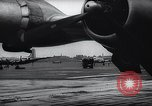 Image of C-54 Frankfurt Germany Rhein-Main Air Base, 1949, second 39 stock footage video 65675032472