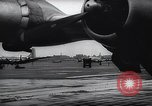 Image of C-54 Frankfurt Germany Rhein-Main Air Base, 1949, second 41 stock footage video 65675032472
