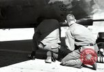 Image of U-2 aircraft Del Rio Texas USA, 1962, second 46 stock footage video 65675032484
