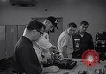 Image of tape recorder of U-2 aircraft Orlando Florida McCoy Air Force Base USA, 1962, second 36 stock footage video 65675032493
