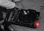 Image of tape recorder of U-2 aircraft Orlando Florida McCoy Air Force Base USA, 1962, second 48 stock footage video 65675032493