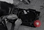 Image of tape recorder of U-2 aircraft Orlando Florida McCoy Air Force Base USA, 1962, second 49 stock footage video 65675032493