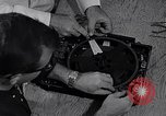 Image of tape recorder of U-2 aircraft Orlando Florida McCoy Air Force Base USA, 1962, second 50 stock footage video 65675032493