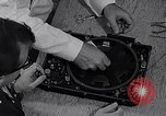 Image of tape recorder of U-2 aircraft Orlando Florida McCoy Air Force Base USA, 1962, second 53 stock footage video 65675032493