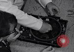 Image of tape recorder of U-2 aircraft Orlando Florida McCoy Air Force Base USA, 1962, second 54 stock footage video 65675032493