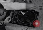 Image of tape recorder of U-2 aircraft Orlando Florida McCoy Air Force Base USA, 1962, second 56 stock footage video 65675032493