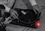 Image of tape recorder of U-2 aircraft Orlando Florida McCoy Air Force Base USA, 1962, second 57 stock footage video 65675032493