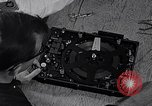 Image of tape recorder of U-2 aircraft Orlando Florida McCoy Air Force Base USA, 1962, second 58 stock footage video 65675032493