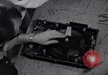 Image of tape recorder of U-2 aircraft Orlando Florida McCoy Air Force Base USA, 1962, second 59 stock footage video 65675032493