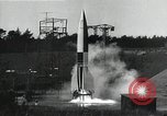 Image of A-4 Missile Ostvorpommern Germany, 1942, second 10 stock footage video 65675032515