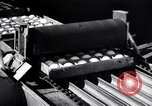 Image of egg breaker and separator machine Modesto California USA, 1932, second 21 stock footage video 65675032518