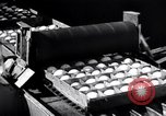 Image of egg breaker and separator machine Modesto California USA, 1932, second 23 stock footage video 65675032518