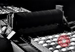 Image of egg breaker and separator machine Modesto California USA, 1932, second 25 stock footage video 65675032518