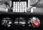 Image of egg breaker and separator machine Modesto California USA, 1932, second 29 stock footage video 65675032518