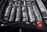 Image of egg breaker and separator machine Modesto California USA, 1932, second 41 stock footage video 65675032518