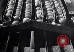 Image of egg breaker and separator machine Modesto California USA, 1932, second 44 stock footage video 65675032518