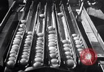 Image of egg breaker and separator machine Modesto California USA, 1932, second 59 stock footage video 65675032518