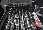 Image of egg breaker and separator machine Modesto California USA, 1932, second 61 stock footage video 65675032518
