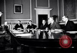 Image of Eamon de Valera and newly independent Eire Shannon Ireland, 1946, second 7 stock footage video 65675032534