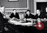 Image of Eamon de Valera and newly independent Eire Shannon Ireland, 1946, second 10 stock footage video 65675032534