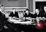 Image of Eamon de Valera and newly independent Eire Shannon Ireland, 1946, second 11 stock footage video 65675032534