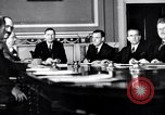 Image of Eamon de Valera and newly independent Eire Shannon Ireland, 1946, second 12 stock footage video 65675032534