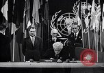 Image of Harry S Truman at UN Charter conference San Francisco California USA, 1945, second 22 stock footage video 65675032539