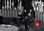 Image of Harry S Truman at UN Charter conference San Francisco California USA, 1945, second 23 stock footage video 65675032539