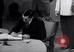 Image of Harry S Truman at UN Charter conference San Francisco California USA, 1945, second 36 stock footage video 65675032539