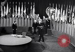 Image of Harry S Truman at UN Charter conference San Francisco California USA, 1945, second 43 stock footage video 65675032539
