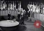 Image of Harry S Truman at UN Charter conference San Francisco California USA, 1945, second 44 stock footage video 65675032539