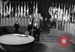 Image of Harry S Truman at UN Charter conference San Francisco California USA, 1945, second 45 stock footage video 65675032539
