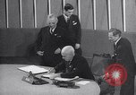 Image of Harry S Truman at UN Charter conference San Francisco California USA, 1945, second 48 stock footage video 65675032539