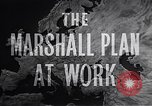 Image of Marshall Plan at work in Ireland Ireland, 1950, second 21 stock footage video 65675032543