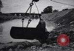 Image of electrical power plant Ireland, 1950, second 15 stock footage video 65675032544