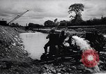 Image of electrical power plant Ireland, 1950, second 34 stock footage video 65675032544