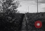 Image of electrical power plant Ireland, 1950, second 54 stock footage video 65675032544