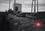 Image of electrical power plant Ireland, 1950, second 59 stock footage video 65675032544