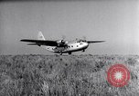 Image of XC-123 Eglin Air Force Base Okaloosa County Florida USA, 1951, second 11 stock footage video 65675032553