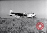 Image of XC-123 Eglin Air Force Base Okaloosa County Florida USA, 1951, second 12 stock footage video 65675032553