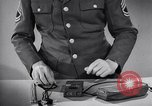 Image of transmitter-receiver United States USA, 1943, second 5 stock footage video 65675032557